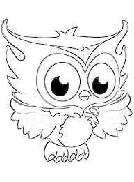 Printable Pictures Cute Owl Coloring Page 31 With Additional Seasonal Colouring Pages