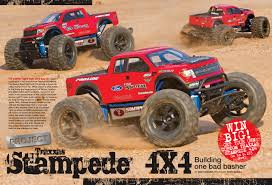Project Stampede 4X4 From The Archives - RC Car Action Traxxas Slash 4x4 Rtr Race Truck Blue Keegan Kincaid W Oba Tsm 6808621 Another Ebay Stampede 4x4 Vxl Rc Adventures 30ft Gap With A Slash Ultimate Edition 670864 110 Stampede Vxl Brushless Tqi 4wd Ready Buy Now Pay Later Fancing Available Gerhard Heinrich Flickr Lcg Platinum 4wd Short Course Fox Monster Mark Jenkins