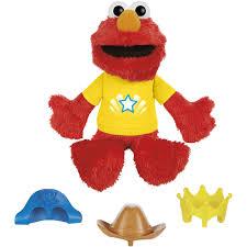Walmart Elmo Adventure Potty Chair by Playskool Sesame Street Let U0027s Imagine Elmo Toy Walmart Com