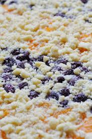früchte streusel kuchen backeifer