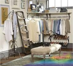 new york shelf clothes rack pottery barn