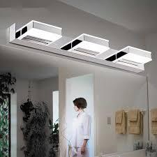 led eitelkeit beleuchtung 4w 8w 12w 16w led badezimmer moderne kosmetische acryl wand le wasserdicht bad beleuchtung wandlen