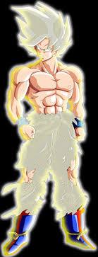 True Release Super Saiyan Goku