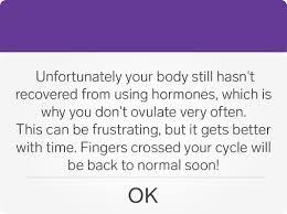 Uterus Lining Shedding Pain by Natural Cycles Blog