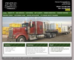 100 Pti Trucking Peterson Transportation Competitors Revenue And Employees Owler