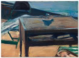 100 Folding Chair Art Richard Diebenkorn 19221993 Table And 1960s