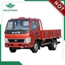 China Waw 6 Ton Light Duty Truck - China Truck, Platform Truck
