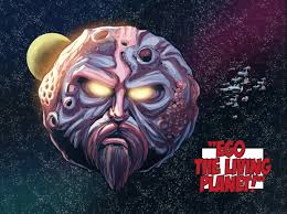 Ego The Living Planet From Marvel Comics Picture