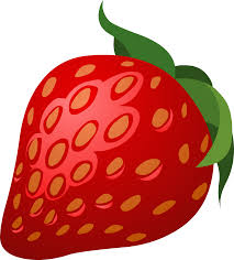 Food Strawberry by glitch This glitch clipart is about food strawberry itch