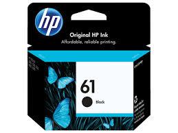 Close HP 61 Black Original Ink Cartridge