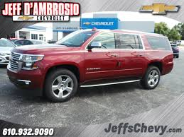 New Suburban for Sale in Oxford PA Jeff D Ambrosio Chevrolet