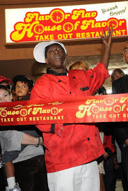 Pumpkin Flavor Flav 2015 by Flavor Flav At The Opening Of His House Of Flavor Restaurant In