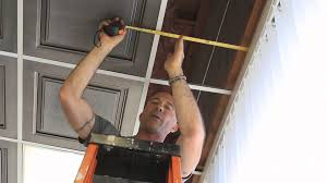 Genesis Designer Ceiling Tile by How To Cut Ceiling Tiles Youtube