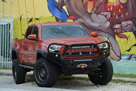 Toyota Tacoma Front Bumper With Loops 2016+ | Proline 4wd ... Composite Bumpers For Toyota Tundra 072018 4x4 2014 Up Honeybadger Rear Bumper W Backup Sensor 3rd Gen Truck Post Your Pictures Of Non Tubular Custom Frontrear How To Tacoma Front Removal New 2018 4 Door Pickup In Brockville On 10201 Front Bumper 2016 Proline 4wd Equipment Miami Bodyarmor4x4com Off Road Vehicle Accsories Bumpers Roof Buy Addoffroad Ranch Hand Accsories Protect Weld It Yourself 072013 Move Diy 2015 Homemade And Bumperstoyota Youtube