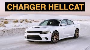 2016 Dodge Charger Hellcat World s Fastest Production Sedan