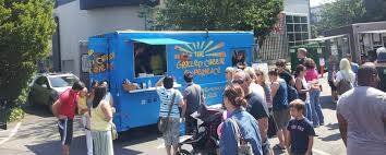 Seattle Food Trucks - The Grilled Cheese Experience