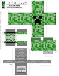 Minecraft Pumpkin Stencils Free Printable by Paper Pezzy Creeper U0027minecraft U0027 By Cyberdrone On Deviantart