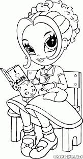 Lisa Frank Coloring Pages For Teenage Girls 12189