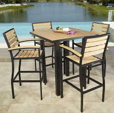Portable Patio Bar Ideas by Furniture Stunning Polywood Furniture For Outdoor Furniture Ideas