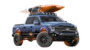 Ford Brings Seven Wild F-Series Pickup Truck Concepts To SEMA - The ...