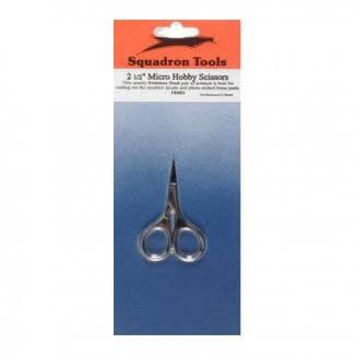 Squadron Products Micro Hobby Scissors - 2 1/2""