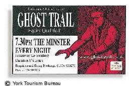 bureau york the ghost trail of york at ghost trail of york ghost walk york