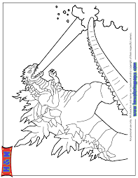 Fresh Godzilla Coloring Pages 44 For Your Site With