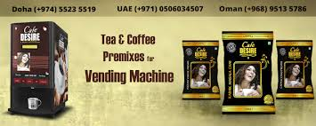 Coffee Vending Machine UAE