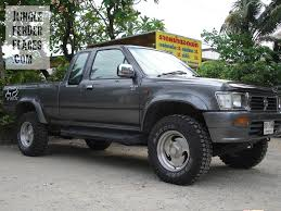 Toyota Hilux - Jungle Fender Flares 1997 Toyota Tacoma Evergreen Pearl Stock 141742b Walk T100 Information And Photos Zombiedrive Nissan Pickup Lifted Image 50 Hilux Single Cab P Reg 24d 2wd Truck Motd New 2017 Trd Sport Double 5 Bed V6 4x4 T8190 96769 Xtra Specs Photos Modification Info For Sale Classiccarscom Cc1060966 Toyota Tacoma Related Imagesstart 100 Weili Automotive Network Used 2014 Sale Pricing Features Edmunds 20 Years Of The Beyond A Look Through Onki Stainless Brush Guard Hella 500 Flickr Review