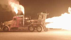 100 Jet Truck What Its Like Driving The Fastest In The World VICE Video