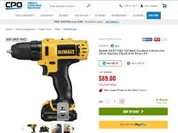 Cpo Dewalt Coupon Codes : Lokai Bracelet Coupon Code July 2018 Std Test Express Coupon Pink Elephant Traing Promo Code Way Of Wade Discount Canal Park Lodge Coupon Wording Mplate Skinny Pizza Coupons Fast Food Delivery Codes Adina Hotel Wild Herb Soap Co Ring Doorbot Catan Online Discount Flights To Orlando Att Wireless Discounts For Seniors La Coupole Paris Cpo Outlets Dewalt Dw0822lg 12v Max Cordless Lithiumion 2spot Green Cross Line Laser Rakutencom Barrys Free Class Uk Nbeads Obike Ldon Explorer Pass Costumepub Linesalecoupons
