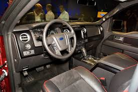 100 Ford Truck Center Console Appeals To Sport Fans With F150 Tremor StangTV