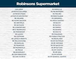 Get 30% Cashbacks At Robinsons | PayMaya Deals