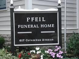 Pfeil Funeral Homes