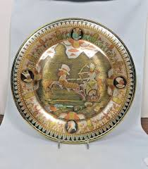 51 best vintage decorative wall plates images on pinterest wall