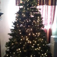 Seven And A Half Feet Christmas Tree Pre Lit