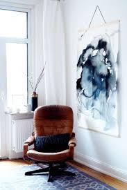 studiovea ikea hack diy aquarell bild im großformat