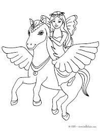 Cute Pegasus Coloring Pages Page Baby Resume Cover Letter Examples