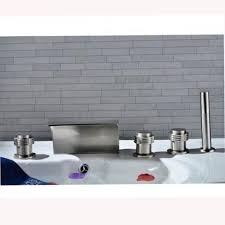 Belle Foret Faucets Kitchen by Deck Mount Tub Faucet Ebay