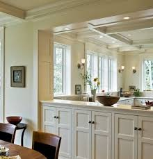 Dining Room Kitchen Ideas by Best 25 Half Wall Kitchen Ideas On Pinterest Half Walls Diy
