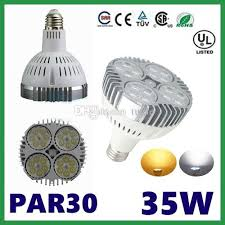 best high power par30 spotlight 24w 35w led bulb light par 30 spot