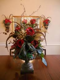 Beautiful Centerpieces For Dining Room Table by Burkett Blessings Decorating With Floral Arrangements