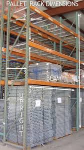 Pallet Rack Dimensions Here Is What We Need To Know In Order Make An Offer On Your