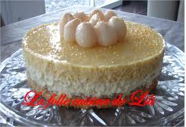 cuisine de lili gateau croustillant chocolat blanc mangue la folle cuisine de lili