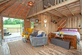 100 Tree Houses With Hot Tubs Trawscwm House Canopy Stars