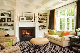 delightful mantel wall shelves decorating ideas images in living