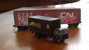 UPS Delivery Truck | TrainBoard.com - The Internet's Original