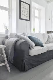 Karlstad Sofa Cover Etsy by Best 25 Grey Couch Covers Ideas On Pinterest Couch Covers