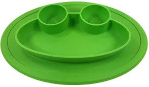 100 Frog High Chair Round Silicone Suction Placemat For Children Kids Toddlers