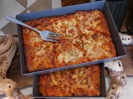100 Heirloom La Food Truck Yolk Flour Detroit Style Pizza Of The Week GPS
